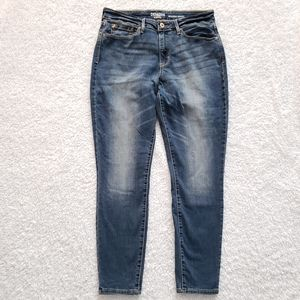 Levi's Denizen Modern Skinny Jeans Size 10 Short